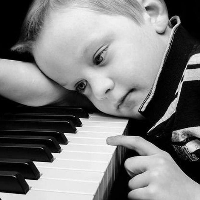 ¿Sabes por qué es bueno que los niños estudien música?