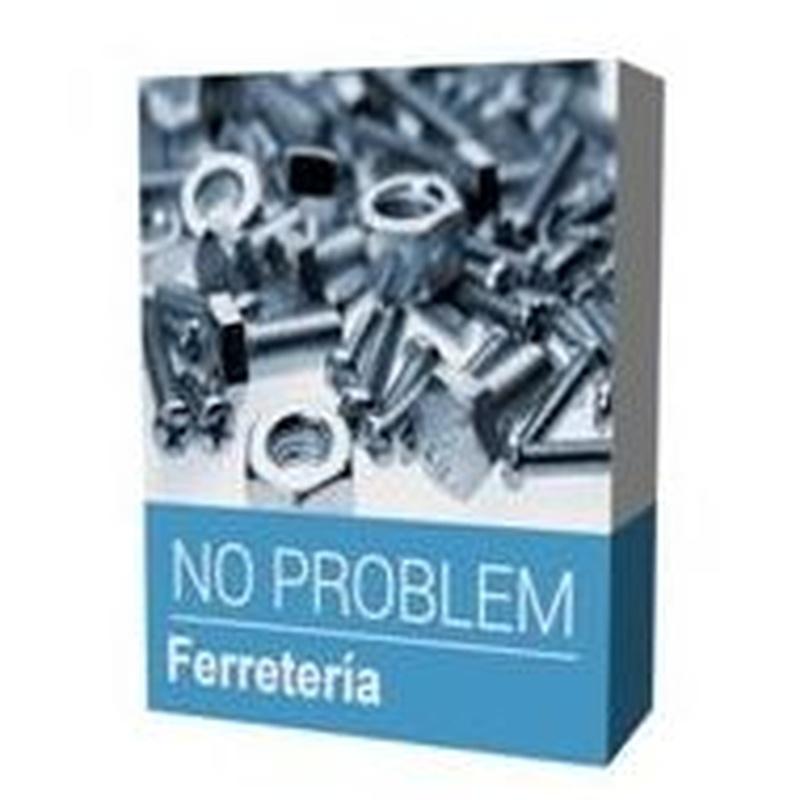 NO PROBLEM SOFTWARE FERRETERIA: Productos y Servicios de Stylepc