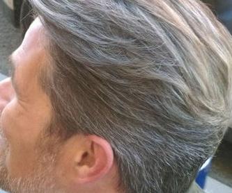 peluquería caballeros