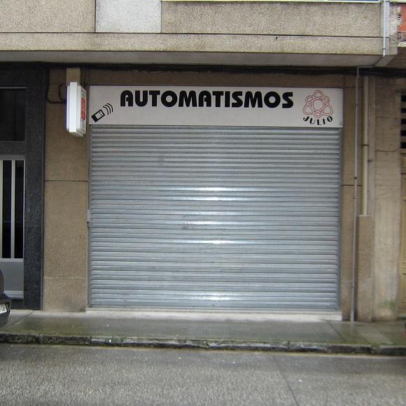 CIERRE ENROLLABLE: Productos y Servicios de Automatismos Julio