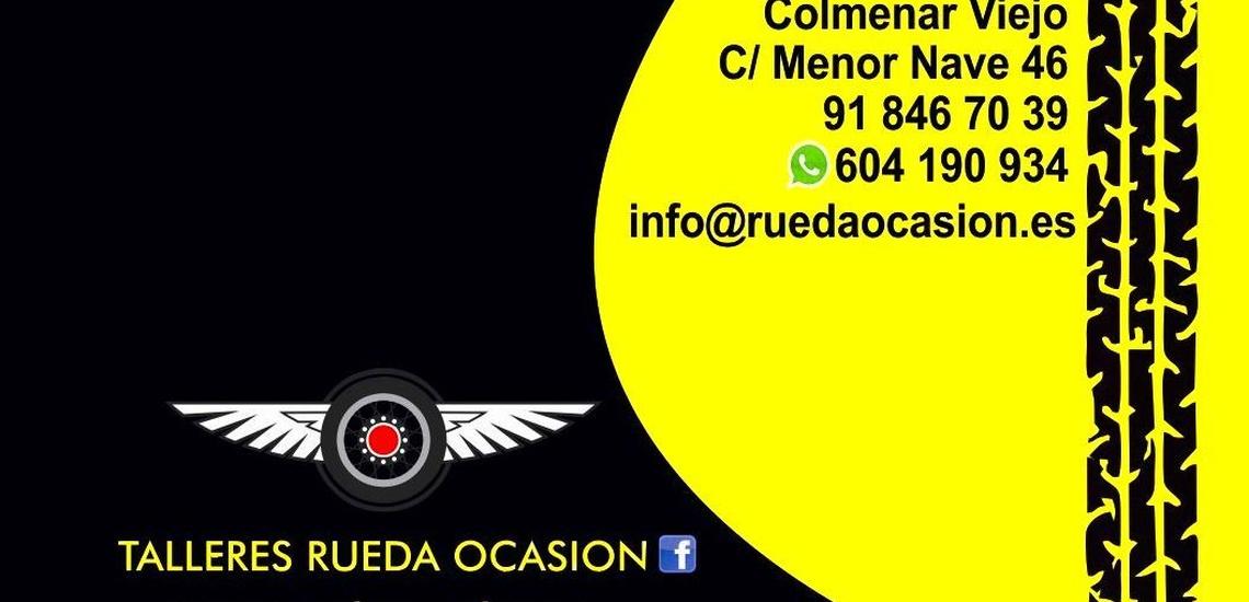 Taller mecánico de motos en Colmenar Viejo