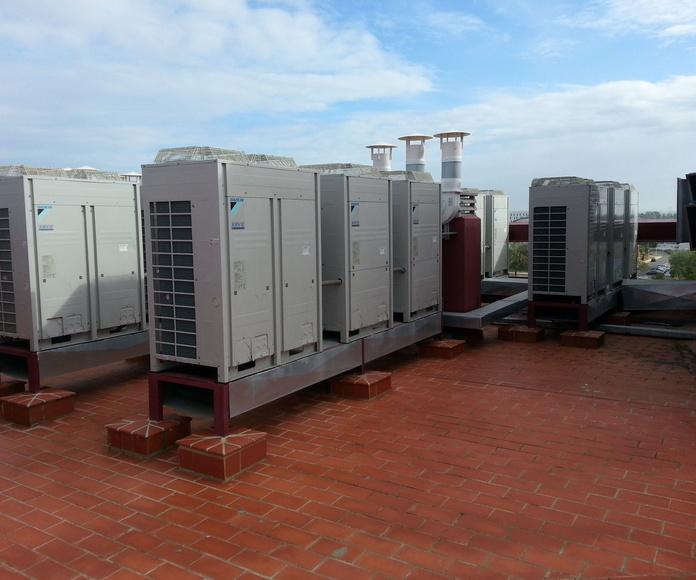 Servicio técnico de aire acondicionado : Qué hacemos de Climatermic