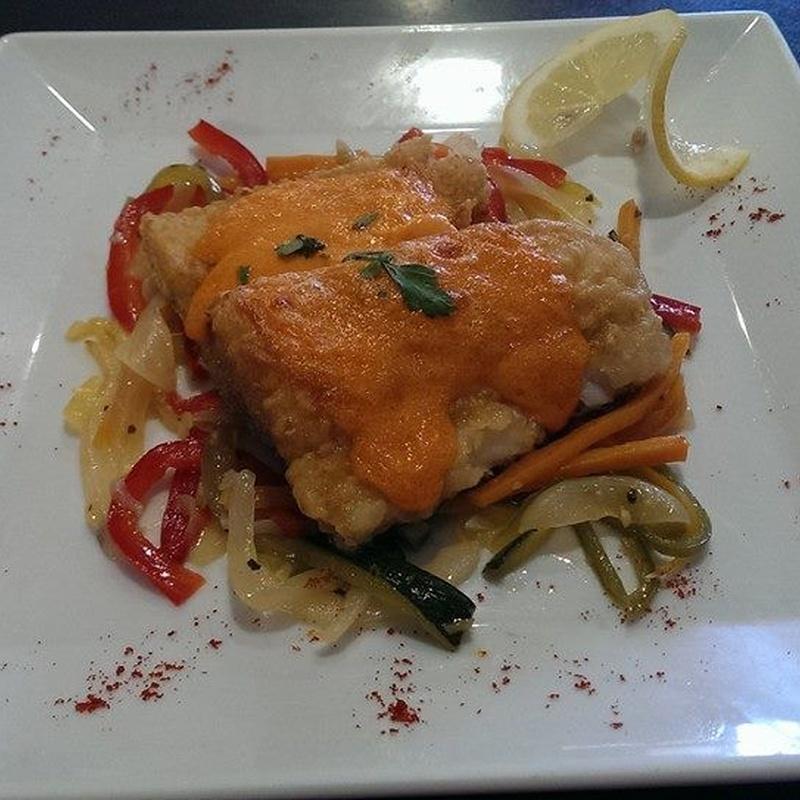 Pescados: Carta y menús de Restaurant Ran de Mar (antiguo Ancora 2)