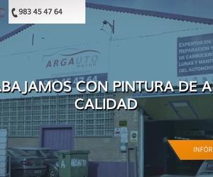 Reparar carrocería de coche en Valladolid | Argauto Motor