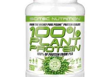 100% Plant Protein