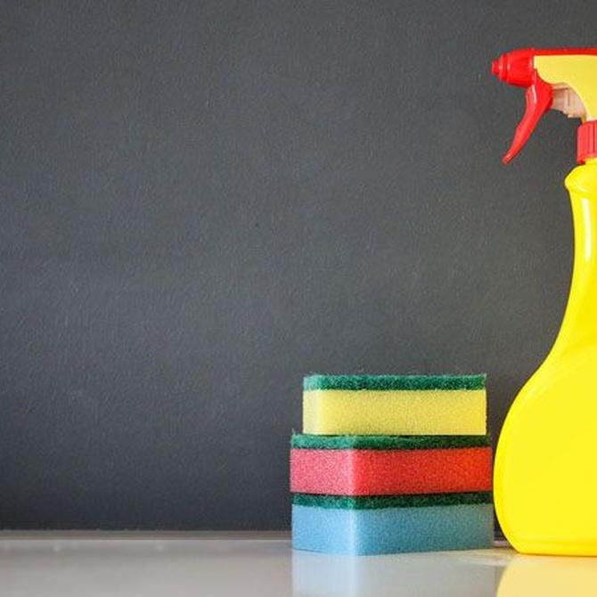 Cómo limpiar paredes de materiales distintos