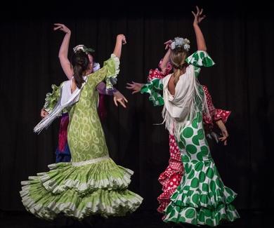 Curso de Sevillanas para la Feria