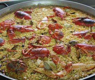 Galería de Restaurante de mariscos y pescados en Alboraia | Casa Navarro