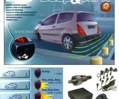 Sistemas sensores de Parking