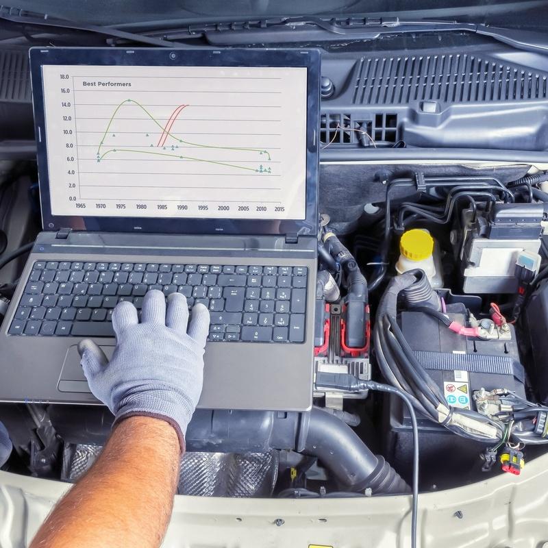 Diagnosis del automóvil: Servicios de Talleres Miraz