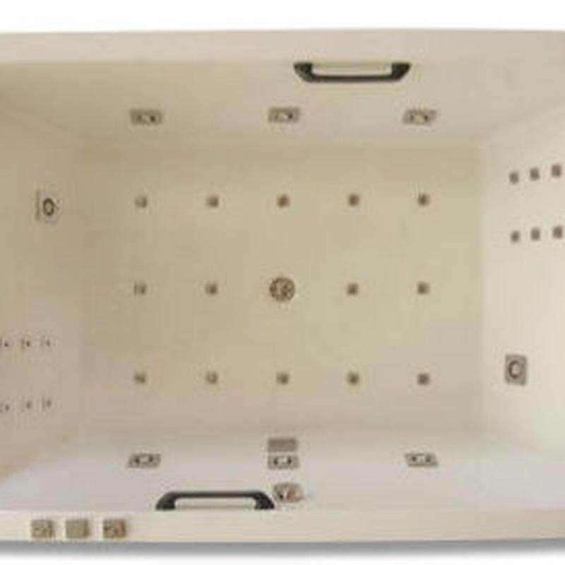 Modelo Maxxima 2,00 x 1,20 : Nuestros productos de Aqua Sistemas de Hidromasaje
