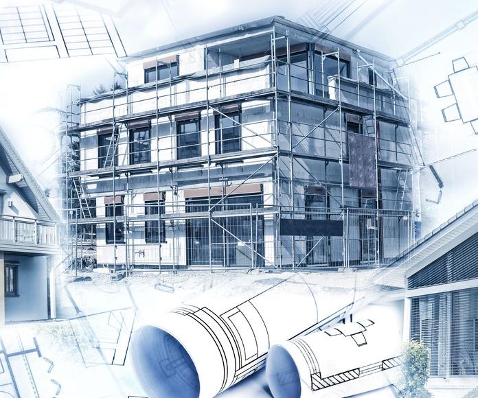 Construcción de obra nueva: Servicios de AREAcons
