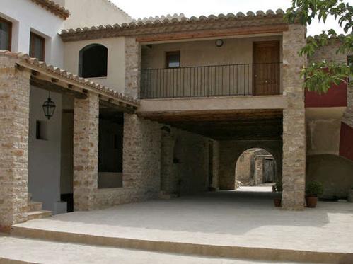 Alojamiento de turismo rural para grupos en Castellón