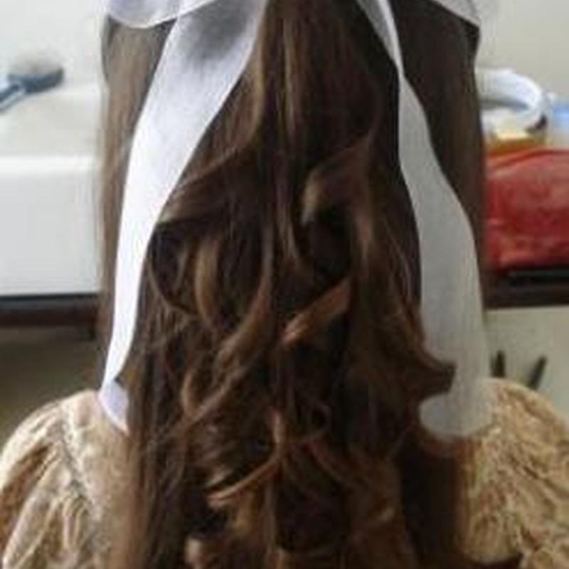 Peluquería niñas: Servicios de C. López