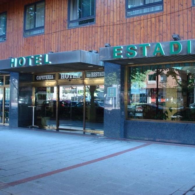 Hotel Estadio: para disfrutar de Bilbao y del futbol