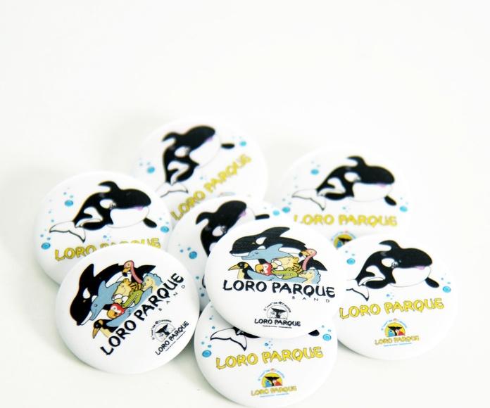 Chapas / Pins: Productos de BELLA TRADICION