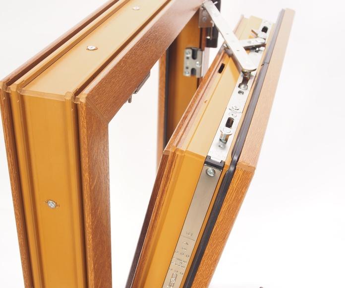Venta e instalación de ventanas de PVC: Servicios de Trabajos Ventanas PVC