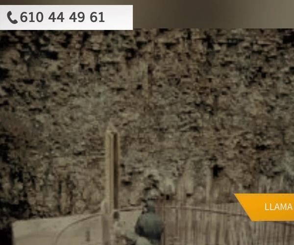 Cimentaciones y pilotajes en Llanera | Sondeos Principado