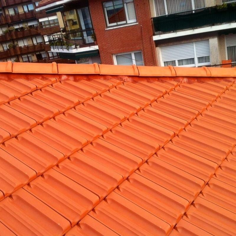 Cambio de tejado: Servicios  de Arkibatz