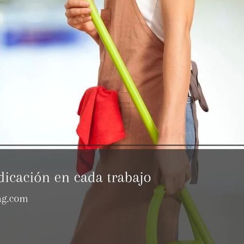Empresa de limpieza en Zamora | Limpiezas MG