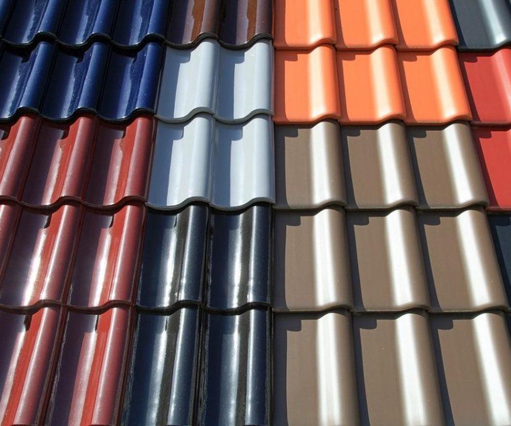 Diferentes tipos de teja con los que cubrir un tejado
