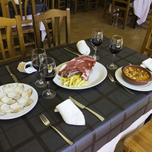 Restaurante de comida castellana