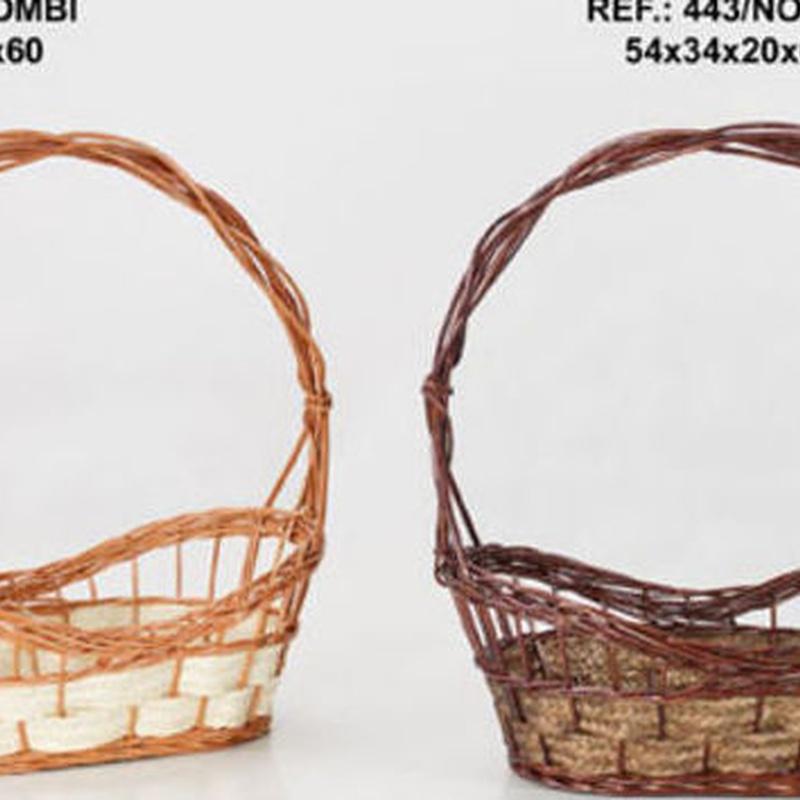 Empresa de artesanía y cestas para empresas. Servicio al por mayor