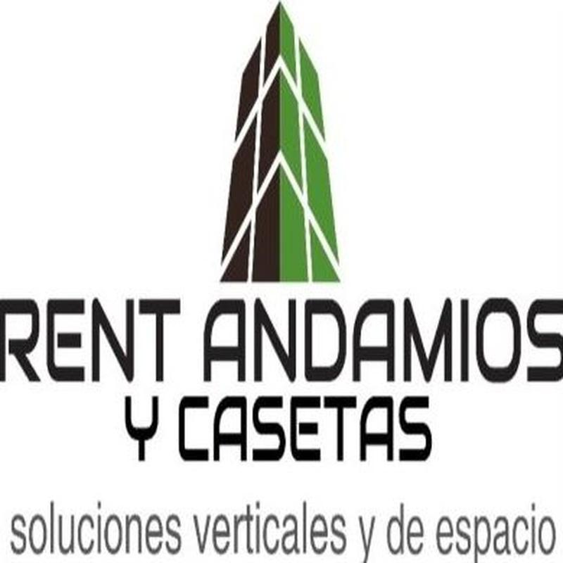 Alquiler y montaje de andamios: Andamios  de Rent Andamios y Casetas