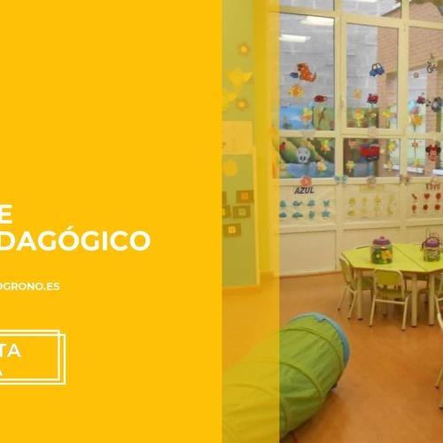 Escuelas infantiles en Logroño | Guardería Infantil Arco Iris