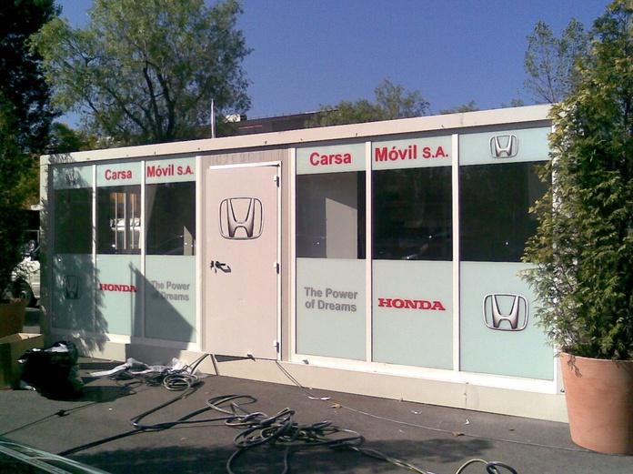 Stand Honda - Feria de Muestras