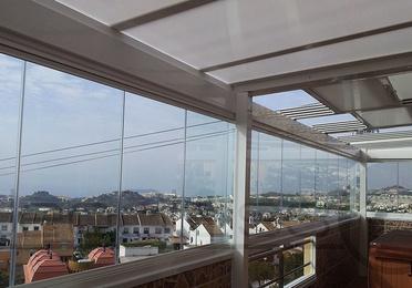 Roof panels.