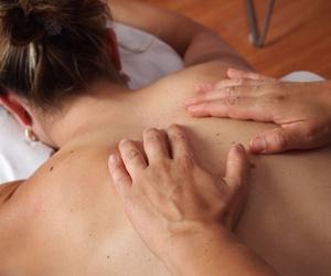 Fisioterapia.Tratamiento para la columna vertebral.