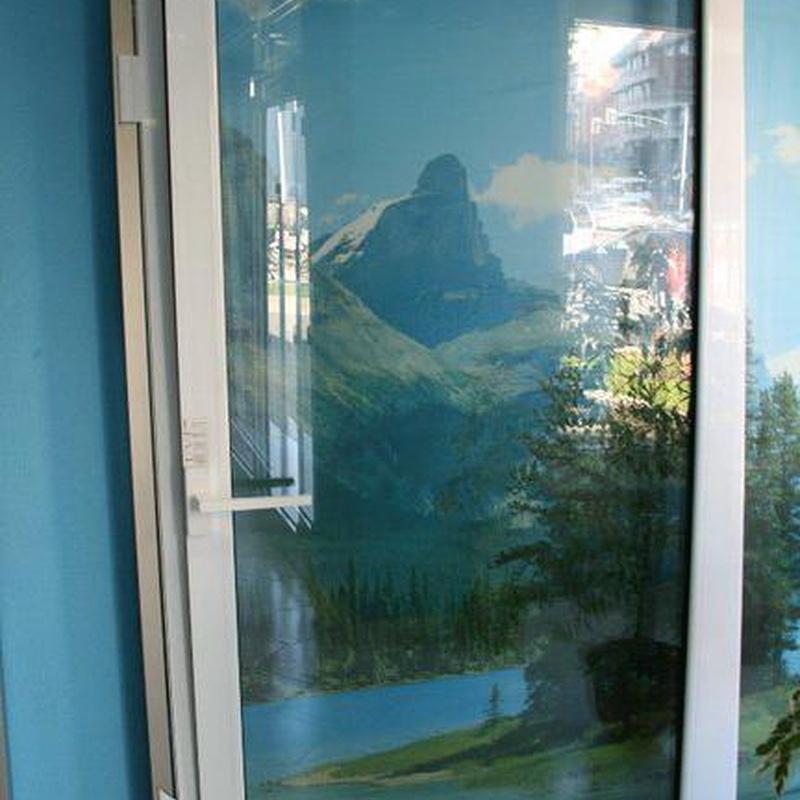 puerta osciloparalela