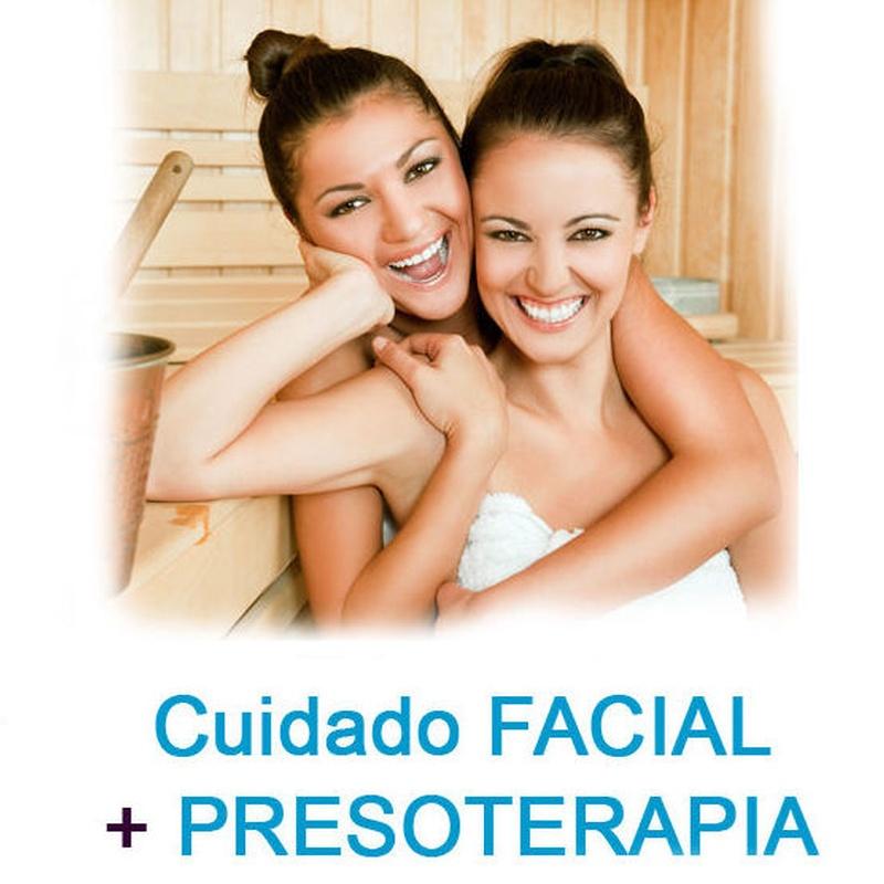 Pack Belleza - Bioterapia Facial Activa y Presoterapia: Servicios de Quirosan