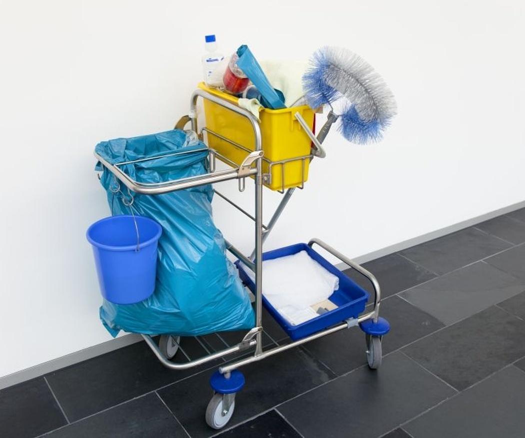Las peculiaridades de la limpieza de centros comerciales
