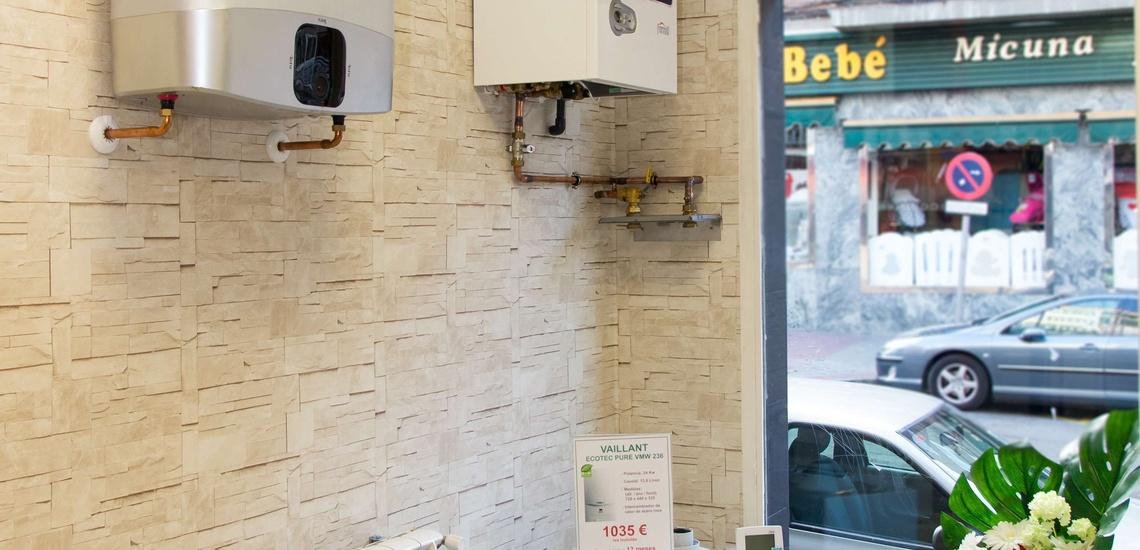 Instalación de calefacción en Valdemoro