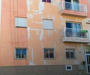 Pintura de fachada San Matias.