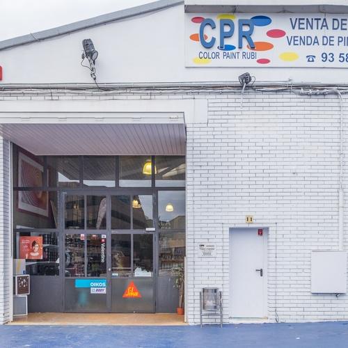 Tienda de pinturas en Rubí
