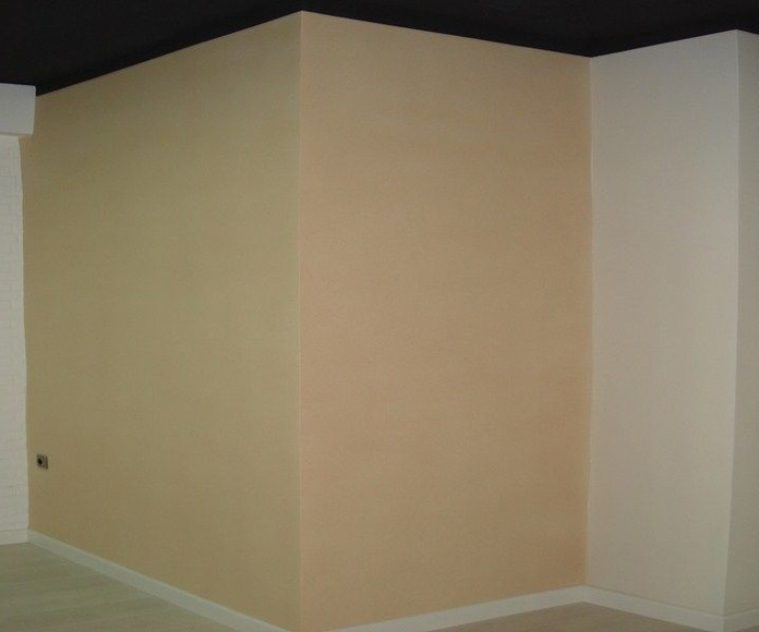 Colocación de papeles pintados: Trabajos Pintura y Decoracion de Sotomur, S.L. Pintura y Decoración