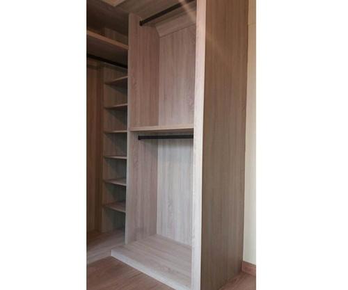 Bricolaje para interior de armario