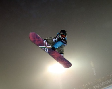 Material de Snowboard Formigal