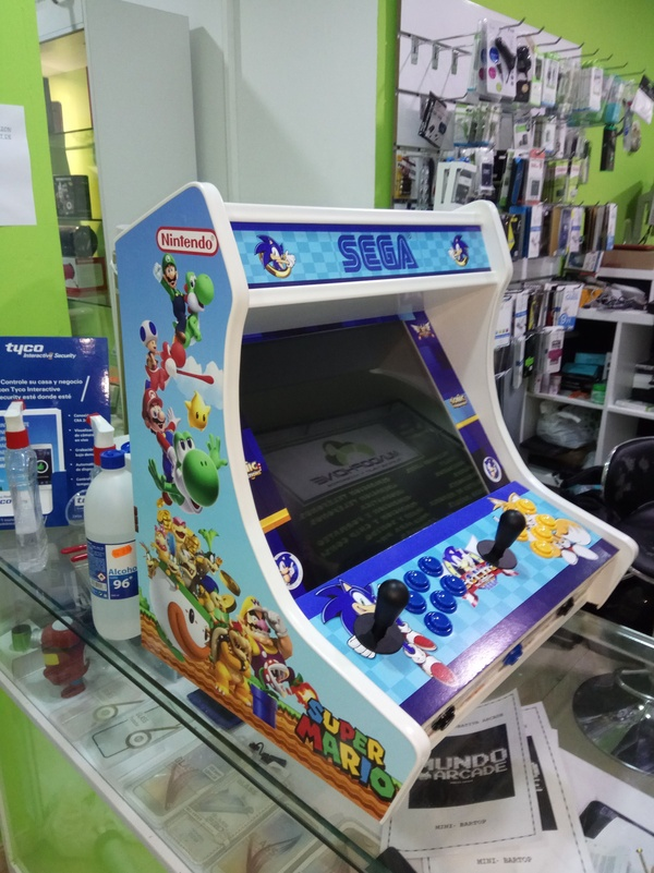 Consola Arcade en Sevilla: venta y reparación