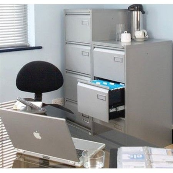 Archivadores y cajoneras metálicas: Productos y Servicios de Officedeco