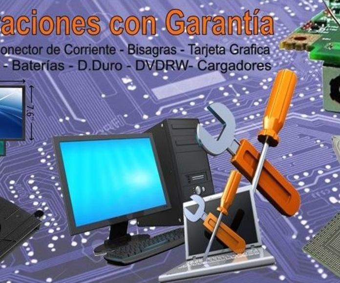 REPARACION DE ORDENADORES: Ventas-Reparaciones-Alquiler de 123 Informática