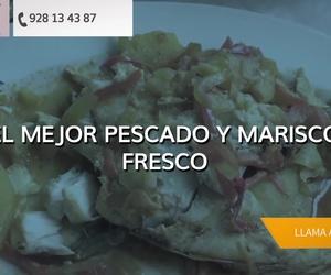 Restaurantes para celebraciones en Telde | La Cofradía de Taliarte