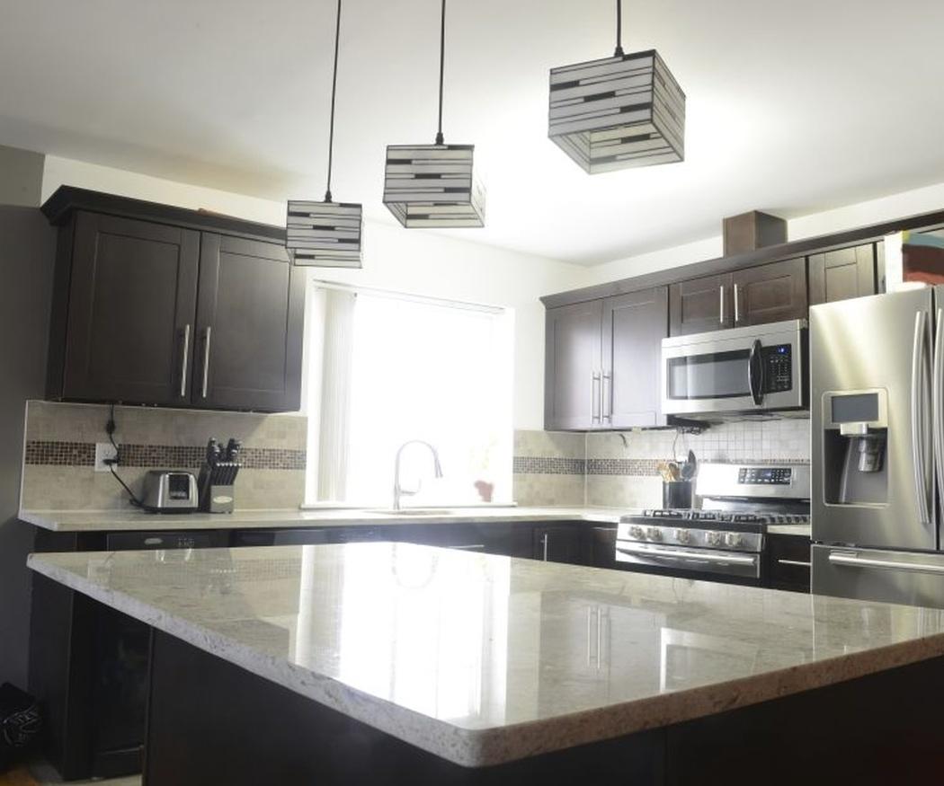 Diferentes materiales para la nueva encimera de una cocina (I): el mármol