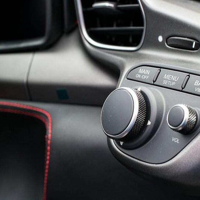 Consejos para mantener la temperatura idónea dentro del coche