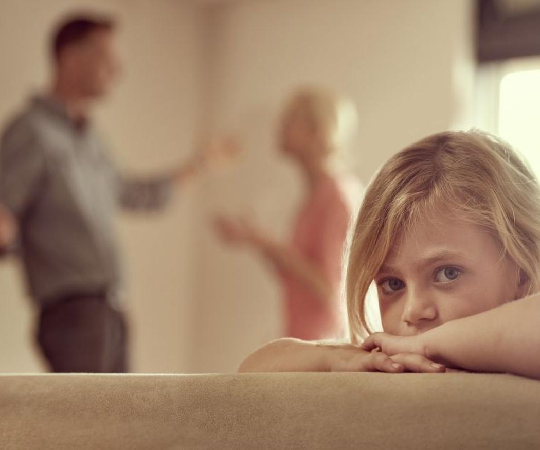 Cómo tratar a los niños en un divorcio