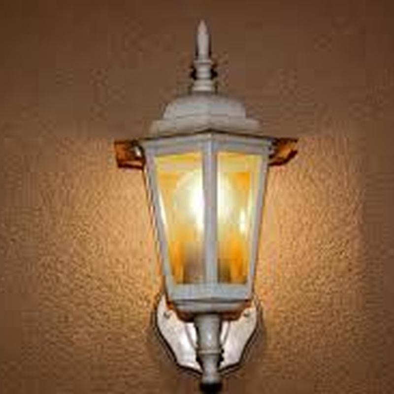 Iluminación exterior: catálogos de Iluminación Raquel