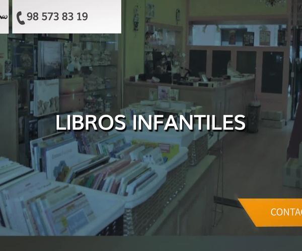 Librerías en Oviedo | Bosque Mitago